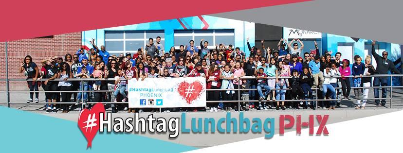 Hashtag Lunch Bag Phoenix